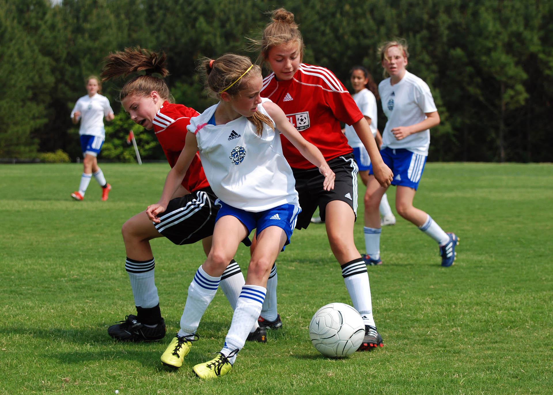 Girls Soccer, Youth Soccer